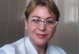 Юлия Альбертовна Голубкова